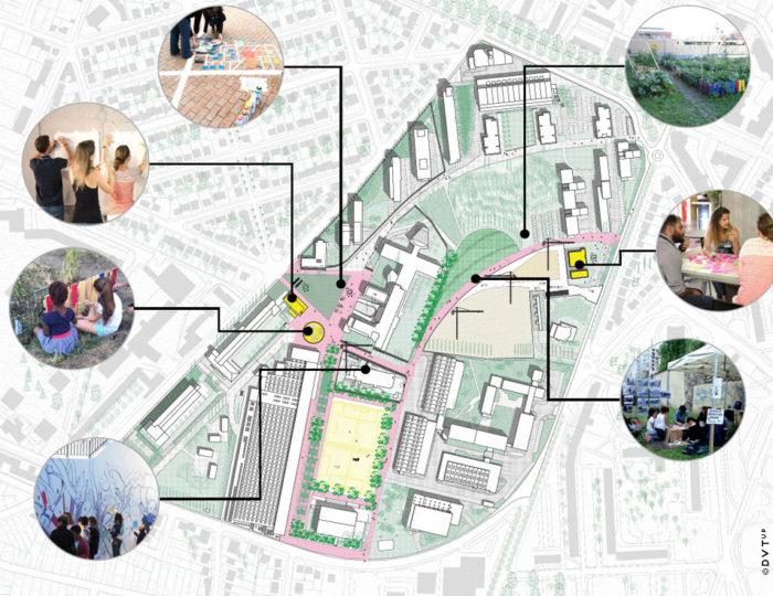 Inventons la Métropole du Grand Paris, Campus Cachan