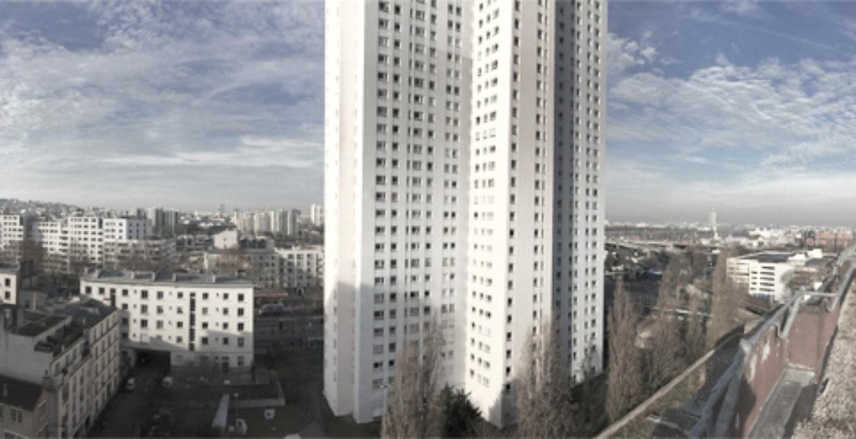 Parisculteurs, Toit Tout Vert, Bâtiment administratif rue du Pré
