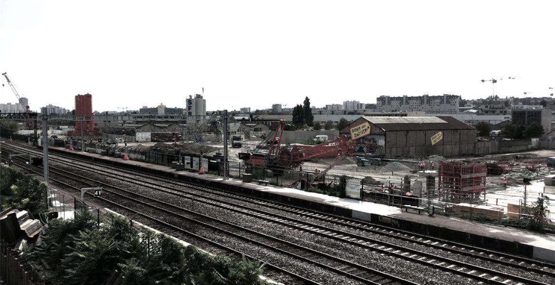 Inventons la Métropole du Grand Paris, Démonstrateur Métropolitain, Les Ardoines, Vitry-sur-Seine (94)