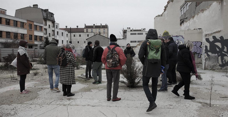 Square Prudhon, Mobilisation et co-conception, Ivry-sur-Seine (94)