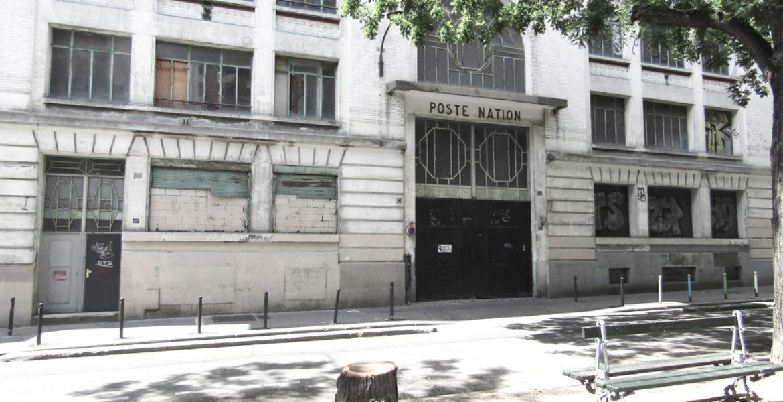 Réinventer Paris II, Ancien poste de transformation Enedis, dit «Nation 1»