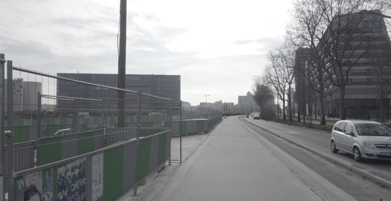 B1A3, Zac Bruneseau, Paris