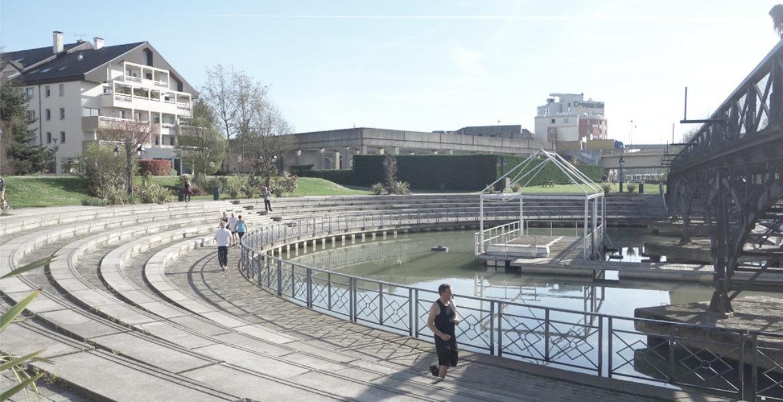 Inventons la Métropole du Grand Paris, L'escale, Nogent-sur-Marne (94)