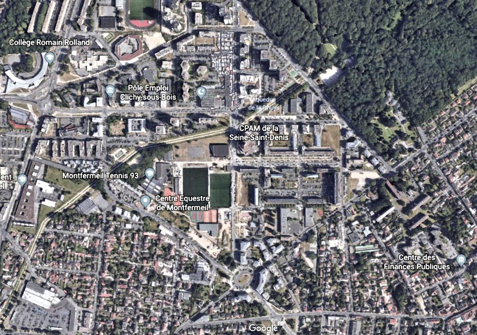 Inventons la Métropole du Grand Paris, Destination Métropole, Le plateau Clichy-sous-Bois Montfermeil (93)