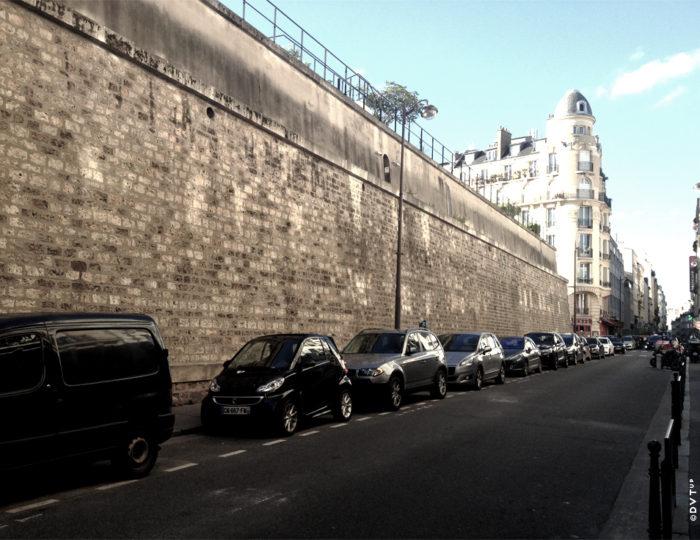 Réinventer Paris II, La Cité Mystérieuse, Réservoirs de Passy