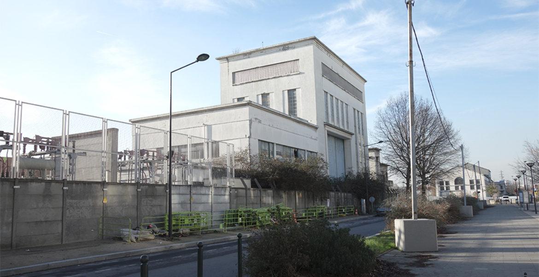 C40 Reinventing Cities, Hall 140, la Halle PLEYEL, Saint-Denis (93)